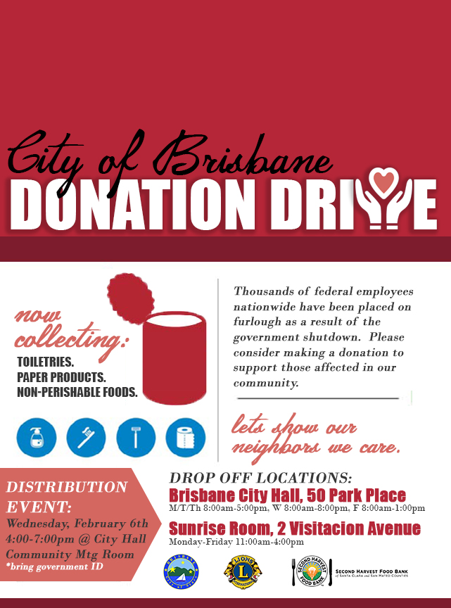 Donation Drive-updated