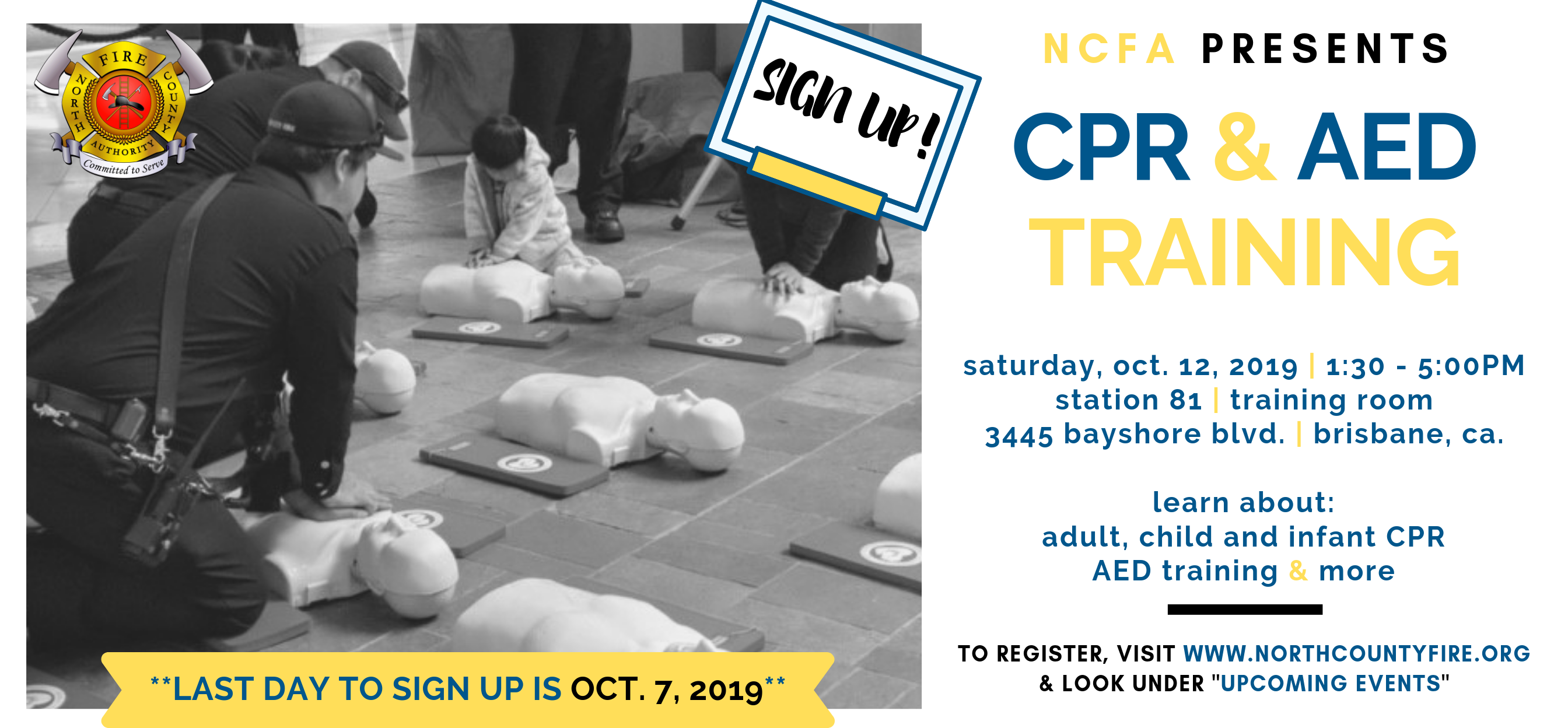 CPR AED Training