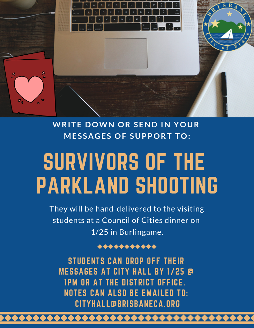 Parkland Messages