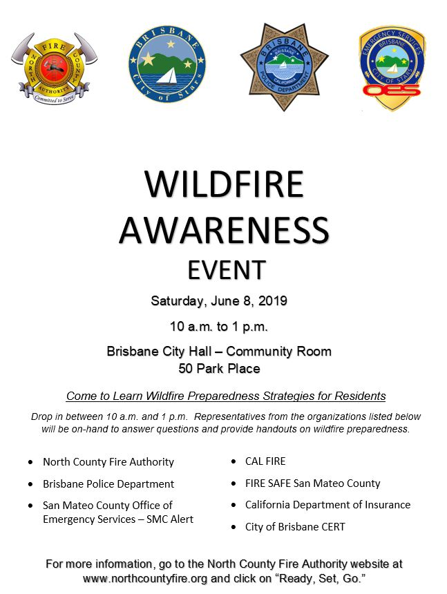 wildfire awareness event