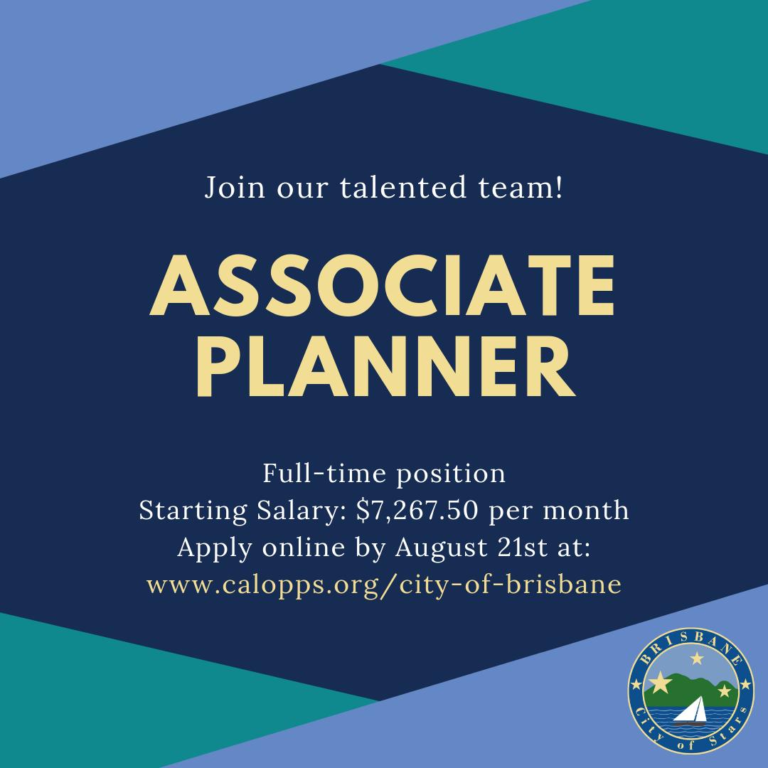 associate planner
