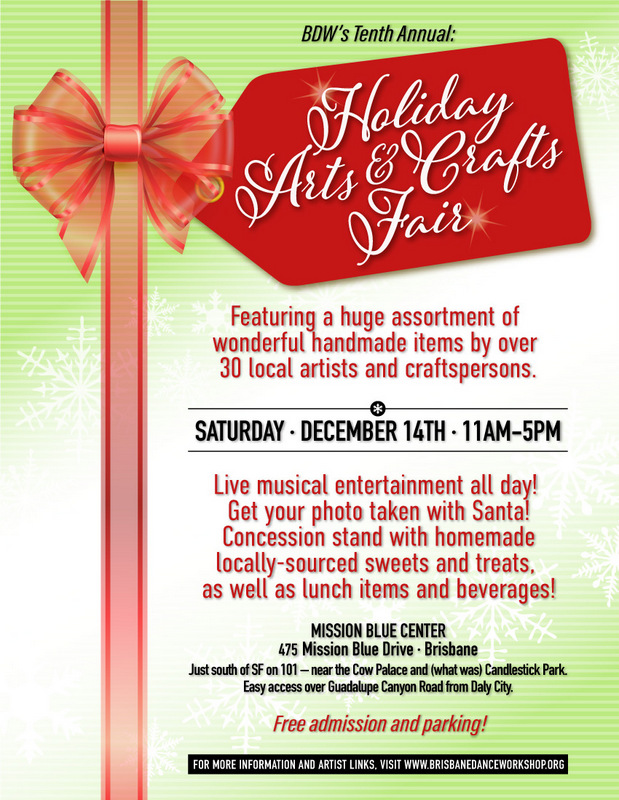 BDW Holiday Arts and Crafts Fair