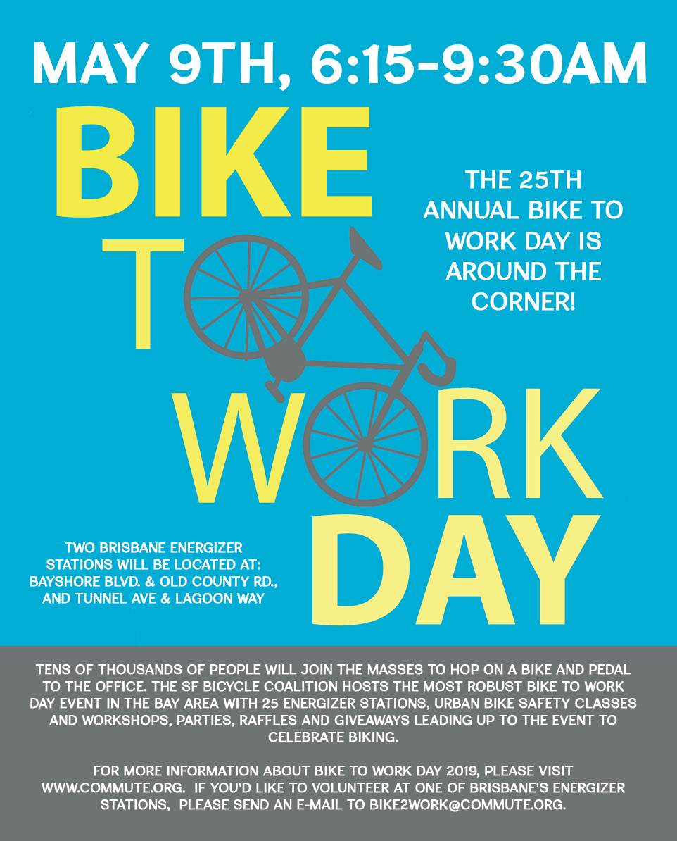 Bike to Work Day Flyer